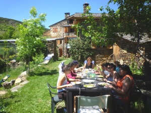 comida jardín  junio'09 guai