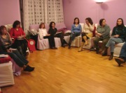 curso geocromoterapia, Madrid 2004